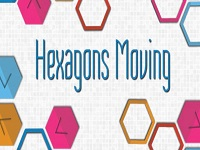 Hexagons Moving