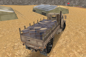 Army Cargo Driver